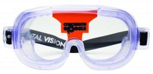 Concussion goggles